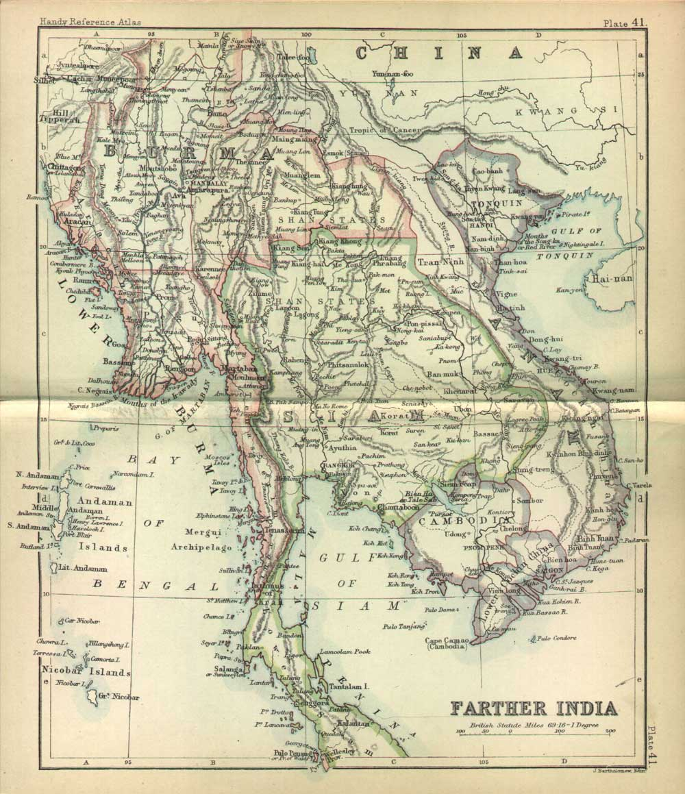 early indochina The impact of french imperialism on indochina to 1945 being an imperialist country, france pursed to increase its power, wealth and influence by gaining authority over other parts in the.